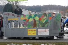 Faschingswagen 2012-2