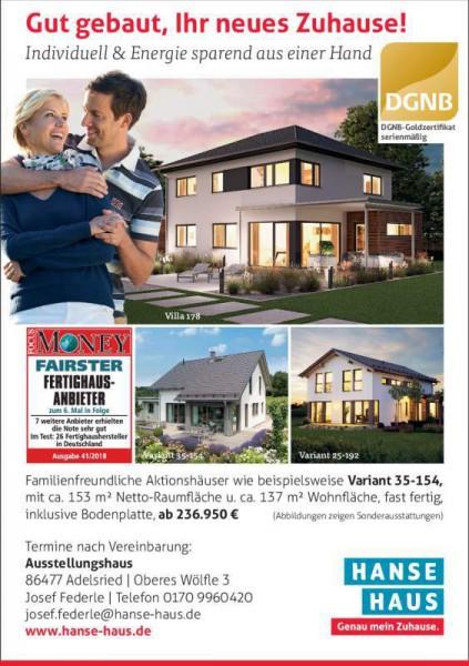 _06 G Hanse-Haus_Hanse-Haus_2018-11_Musikvereinigung-Welden_A5_4C.