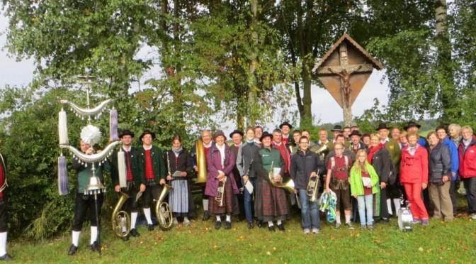 Mit musikalischem Klang von Welden nach Violau