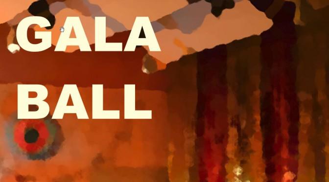 Galaball am 9. Januar 2016
