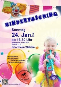 Kinderfasching_2016_Plakat_klein