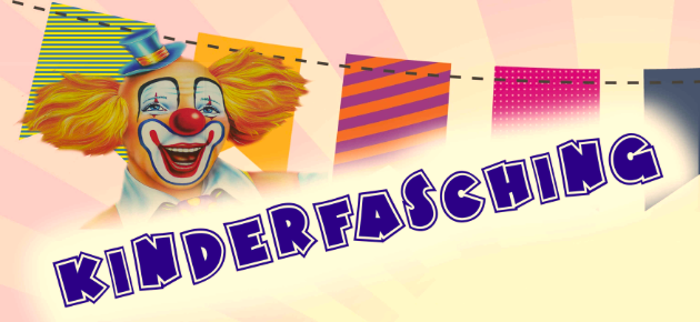 Kinderfasching am 24. Januar