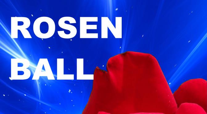 Rosenball am 16. Januar 2016