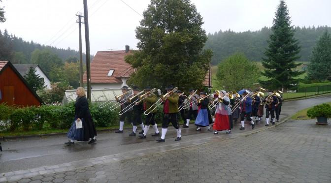 Musikerwallfahrt nach Violau