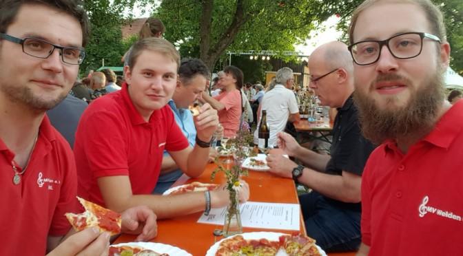 Italienischer Abend in Lützelburg