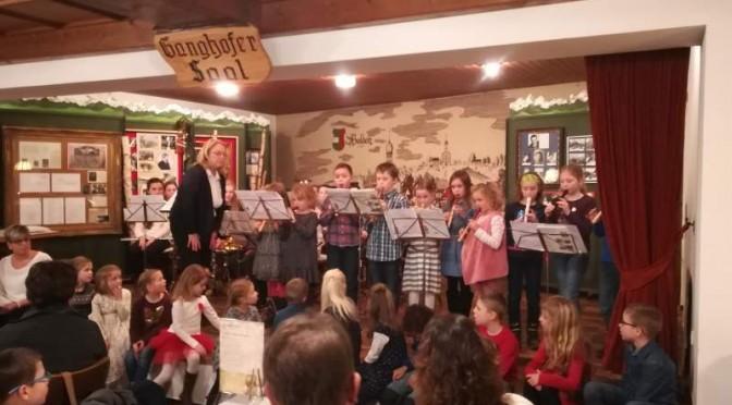 Nikolausfeier der Musikvereinigung