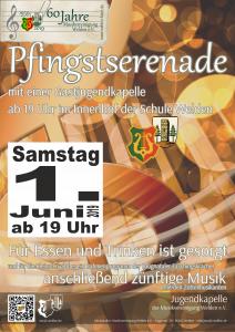 Pfingstserenade Poster 2019