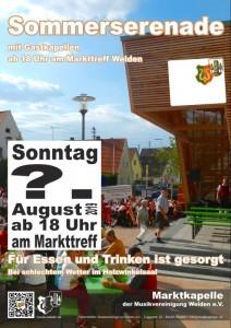 Sommerserenade Poster 2019