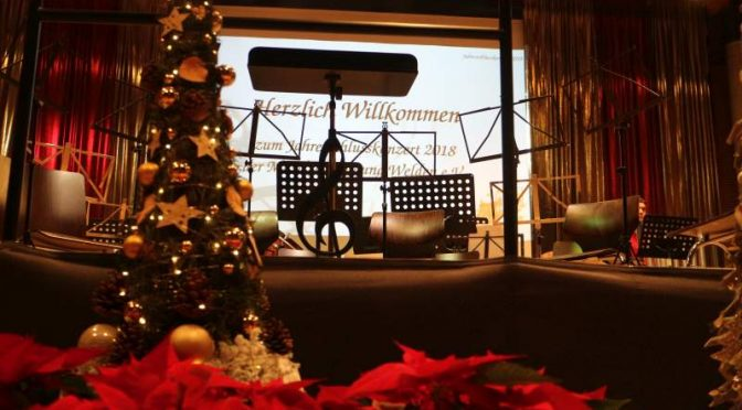 Wunderbare Klänge zum Jahresabschluss