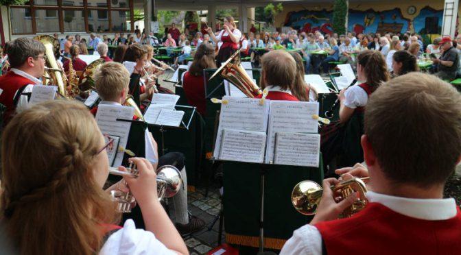 50 Jahre Jugendkapelle