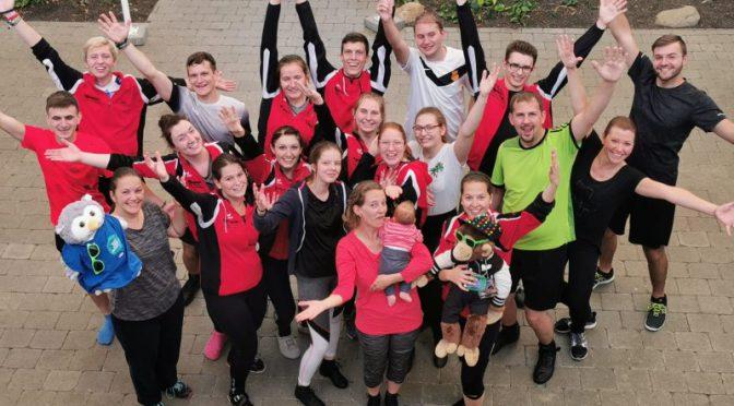 Trainingswochenende in Bliensbach