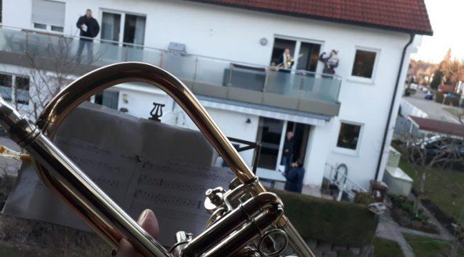 Musiker halten zusammen – Solidarität in schwierigen Zeiten